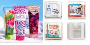 BBWs Body Cream and Candles