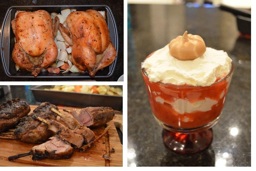 Our Christmas Dinner 2014