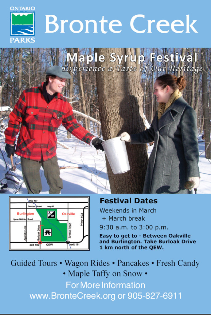 BC Maple Syrup Festival 2015