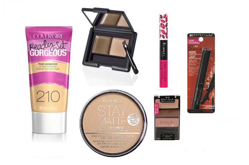 Top 6 Drugstore Products under $8