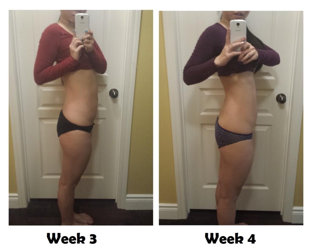 Week 3 and Week 4